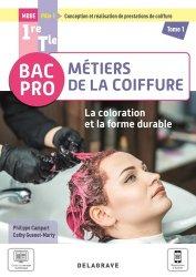 1re-Tle Bac Pro métiers de la coiffure Pôle 1