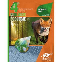 La couverture et les autres extraits de CDRom de corrigés 4eme Agricole Biologie-Ecologie