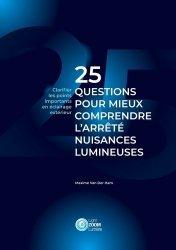 25 questions pour mieux comprendre l'arrêté nuisances lumineuses