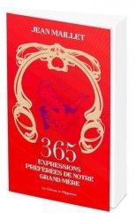 365 expressions de nos grand mères