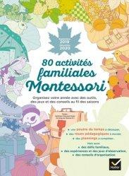 80 activités familiales Montessori