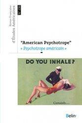'Psychotrope américain'