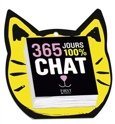 365 jours 100% chats