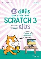 30 défis pour coder avec Scratch 3