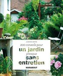 La couverture et les autres extraits de 200 conseils pour un jardin presque sans entretien