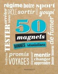 50 magnets Bonnes résolutions