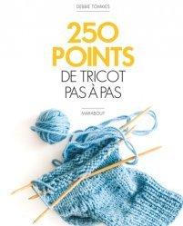 250 points de tricot pas à pas