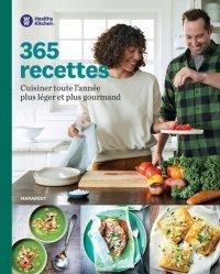 365 recettes. Cuisiner toute l'année plus léger et plus gourmand