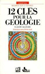12 clés pour la géologie
