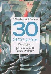 30 Plantes grasses
