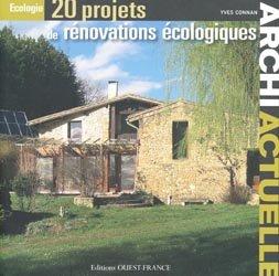 20 projets de rénovation écologiques