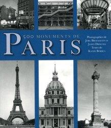 500 monuments de Paris