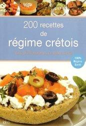200 recettes du régime crétois