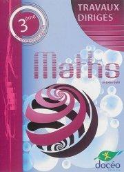3eme Agricole Travaux Dirigés Mathématiques Module M4