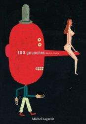 100 gouaches