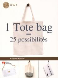1 Tote bag = 25 possibilités
