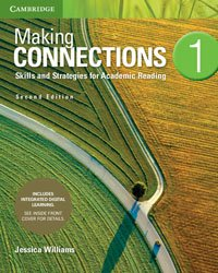 Making Connections Level 1 - Student's Book with Integrated Digital Learning