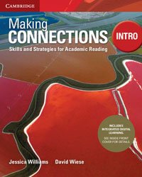 Making Connections Intro - Student's Book with Integrated Digital Learning