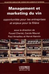 Management et marketing du vin