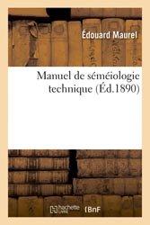 Manuel de séméiologie technique