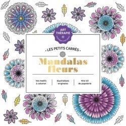 Mandalas fleurs