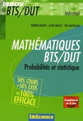Mathématiques BTS/DUT Probabilités et statistique