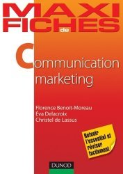 Maxi fiches - Communication marketing