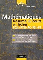 La couverture et les autres extraits de Mathématiques MPSI-MP