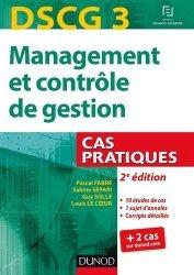 Management et contrôle de gestion