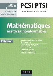 La couverture et les autres extraits de Physique Exercices incontournables PCSI
