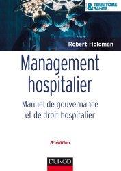 La couverture et les autres extraits de Manager dans le secteur sanitaire et médico-social