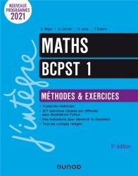 Maths BCPST 1