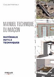 Manuel du maçon Volume 1