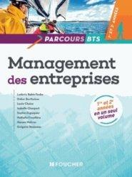 Management des entreprises BTS 1re et 2e années