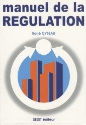 Manuel de la régulation