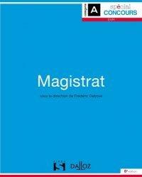 Magistrat. 8e édition