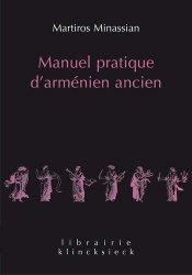 Manuel pratique d'arménien ancien