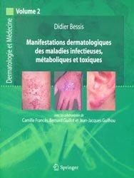 Manifestations dermatologiques des maladies infectieuses, métaboliques et toxiques Vol2