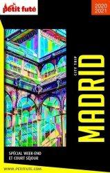 La couverture et les autres extraits de Petit Futé Madrid. Tolède - Ségovie - Salamanque, Edition 2019-2020, avec 1 Plan détachable