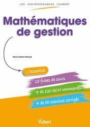 Mathématiques de gestion