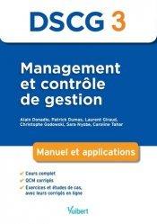 Management et contrôle de gestion DSCG 3