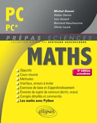 Maths PC PC*
