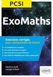 La couverture et les autres extraits de Mathématiques Méthodes et Exercices PCSI-PTSI - 3e éd. - conforme au nouveau programme