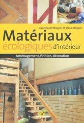 Matériaux écologiques d'intérieur