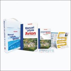 La couverture et les autres extraits de Mallette du Manuel du pilote d'avion - licence de pilote privé d'avion PPL