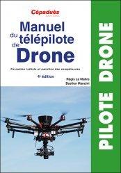 La couverture et les autres extraits de Les Questions Manuel Télépilote Drone
