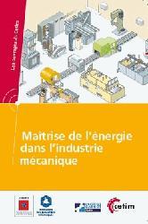 Maîtrise de l'énergie dans l'industrie mécanique