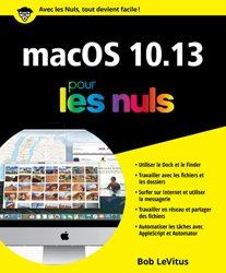 La couverture et les autres extraits de Le Mac avec OSX 10.12 pas à pas pour les nuls