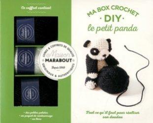 Ma Box crochet DIY panda