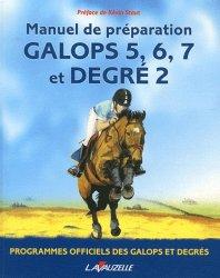 Manuel de préparation Galops 5 à 7 et degré 2